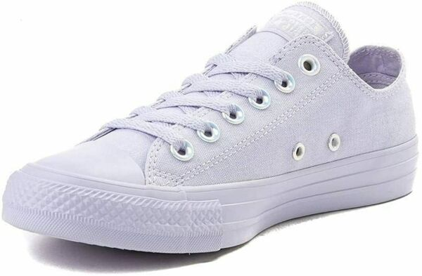 Converse CHUCK TAYLOR All Star Low Top Unisex Canvas Shoes Sneakers Purple Mono