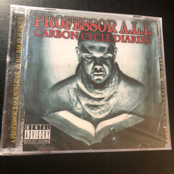 Professor A.L.I. Carbon Cycle Diaries Sealed CD $9.99