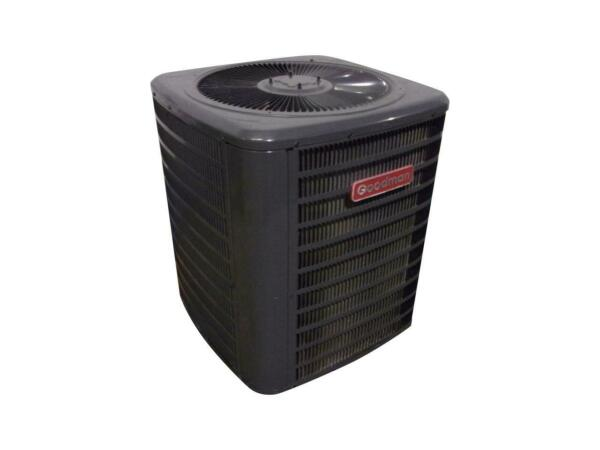 GOODMAN Slightly Used Central Air Conditioner Condenser GSX130301 ACC 14576 $684.25