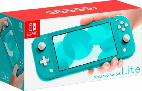 New Nintendo - Switch 32GB Lite (Four Colors)