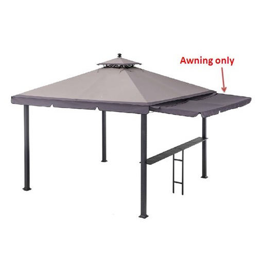 Replacement Awning(Deluxe) for L-GZ1023PST-A Double Roof Gazebo