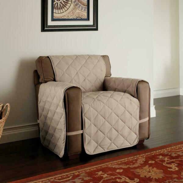 Innovative Textile Solutions Microfiber Ultimate Furniture Protector Natural Tan $26.00