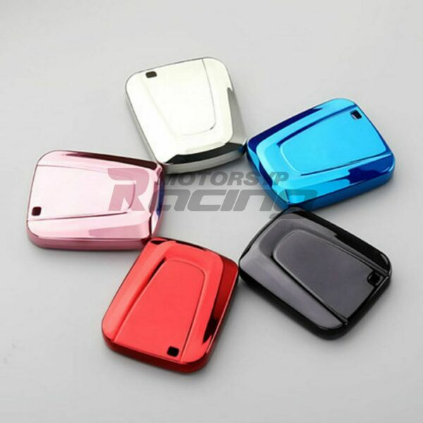 Soft TPU Car Key Fob Cover Case Protect For BMW i3 i8 Series 2014 2016 2017