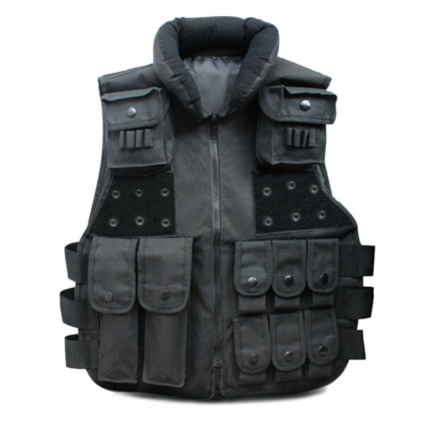 Tactical Vest Military SWAT Police Airsoft Hunting Combat Assault