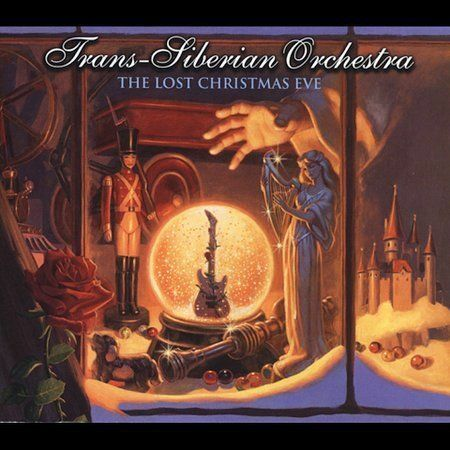 Trans Siberian Orchestra : Lost Christmas Eve us Import CD 2004