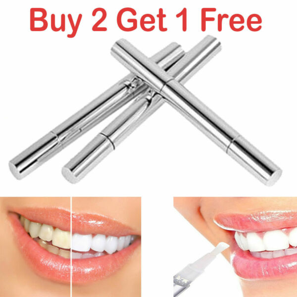 44% Peroxide Teeth Whitening Tooth Bleaching Whitener Pen Oral Gel System $6.59