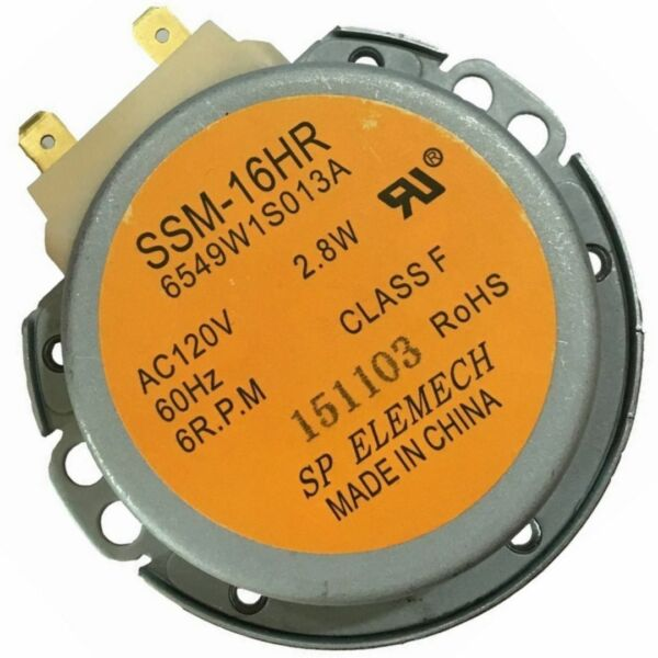 Genuine Microwave Turntable Motor For LG 721.80039700 721.80044700 721.80039700