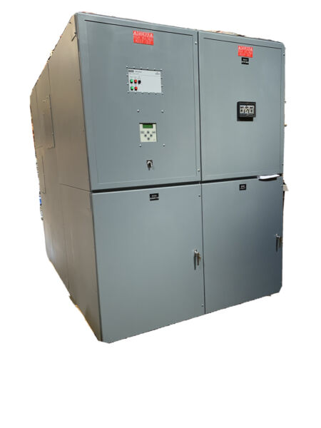 EXCO 15 kv vacuum circuit breaker automatic transfer switch with asco controller