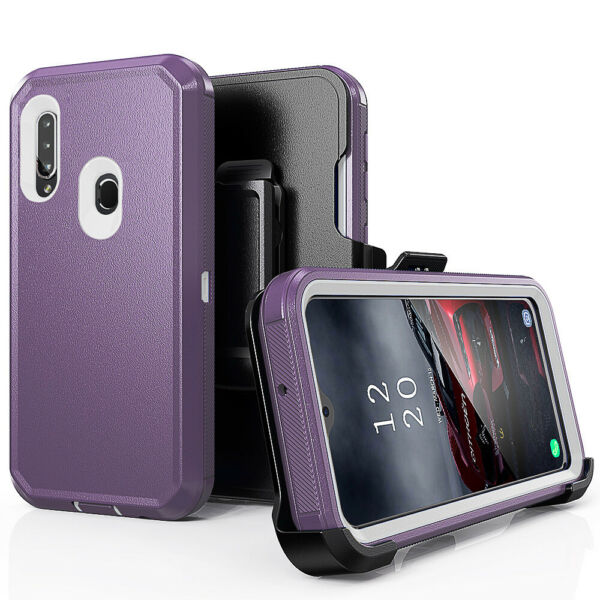 For Samsung Galaxy A10e A20S A51 Shockproof Heavy Duty Stand Phone Case Cover $9.79