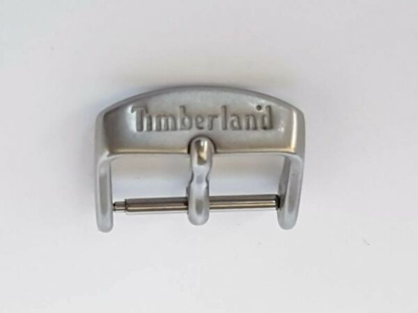 Mens Timberland Stainless Steel Watch Buckle For 18mm Strap. GBP 9.99