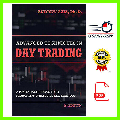 ✔️ Advanced Techniques in Day Trading ✔️ By Andrew Aziz 🔥(E-ß00k)🔥 P.Ð.F⚡⚡📩⚡⚡