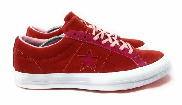 Converse One Star Ox 161613c Men Shoes Size 12 New!