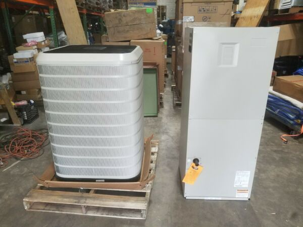 Westinghouse 4 Ton 15 SEER 8.5 HSPF Heat Pump A C FT4BE w Nordyne Air Handler $2399.99