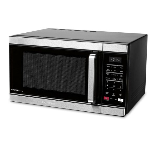 Cuisinart Stainless Steel Convection Microwave Oven 1.1 Cu. Ft.