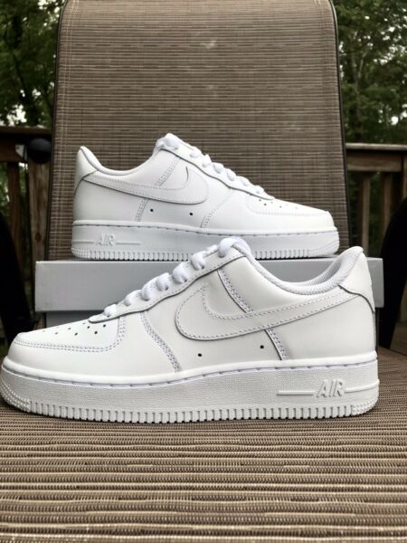 NEW Nike Air Force 1 Low White '07 315122-111 Mens Sneakers