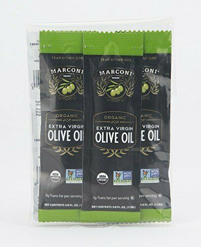 Backpacker#x27;s Pantry Organic Extra Virgin Olive Oil Packet Pouch 1 Count