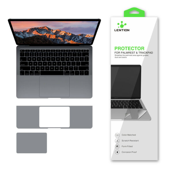 LENTION Palm Rest Trackpad GuardCover Skin for 2018 2020 MacBook Air 13quot; A2179