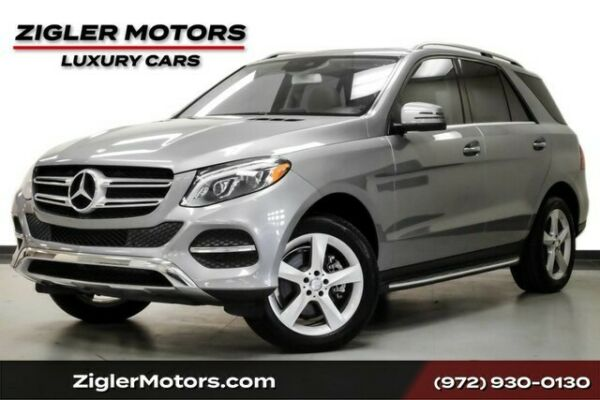 2016 Mercedes-Benz GLE 350 One Owner Driver Assist Blind Spot Keyless-Go Warr 2016 Mercedes-Benz GLE 350 36330 Miles