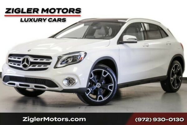 2019 Mercedes-Benz GLA GLA 250 Panoramic Roof Driver Assist Active Cruise 2019 Mercedes-Benz GLA 15080 Miles