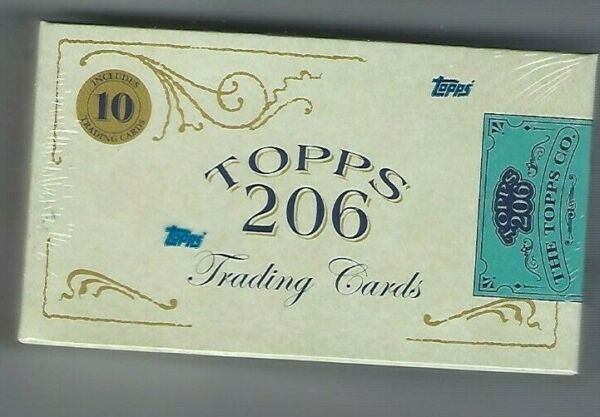 2020 Topps T206 sealed boxes