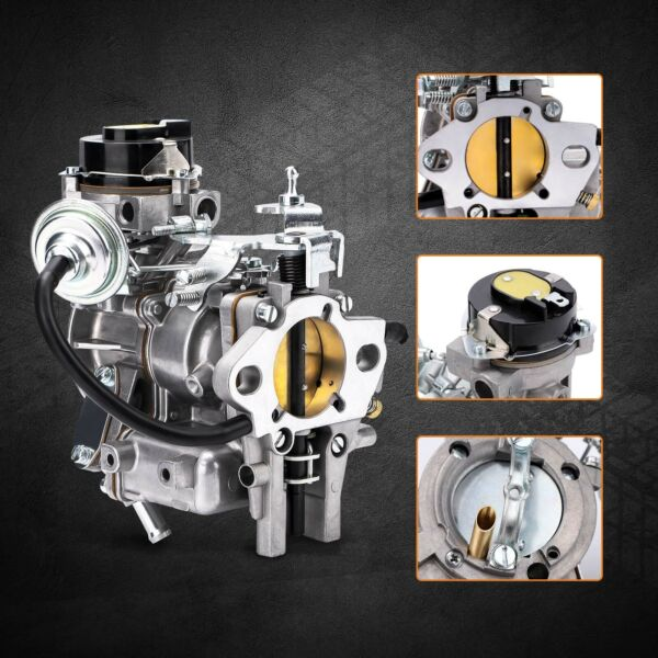 Carburetor For Ford F100 F150 4.9L 300 Cu 1 barrel Carburettor Carby $70.20
