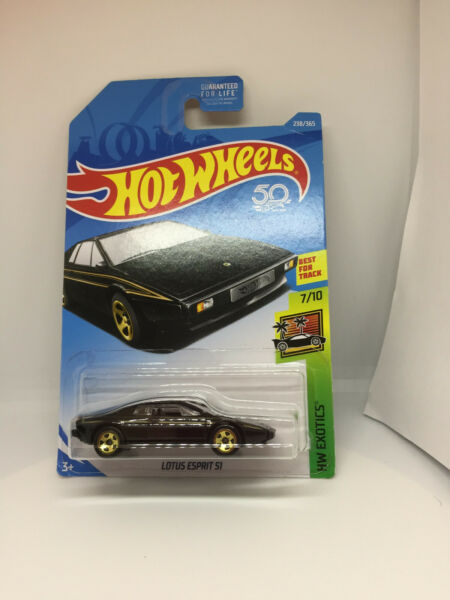 Hot Wheels Lotus Esprit S1 7/10