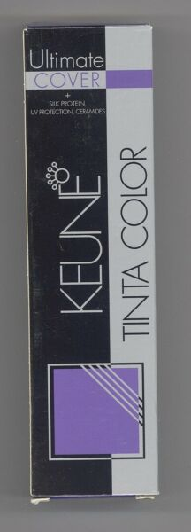 Keune Tinta Color : Ultimate Cover Shade Number 5.00 Light Brown 2.1 oz NEW $16.88