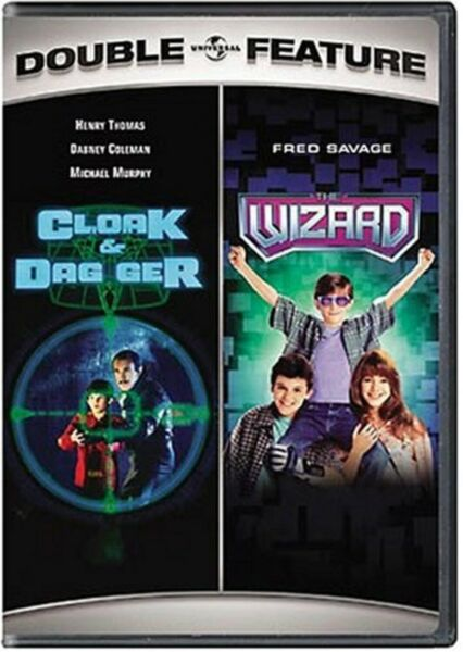 Cloak and DaggerThe Wizard [Double Feature] $8.00