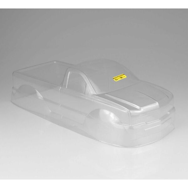 JConcepts Inc. 1 10 2005 Chevy 1500 Single Cab Monster Truck Clear Body