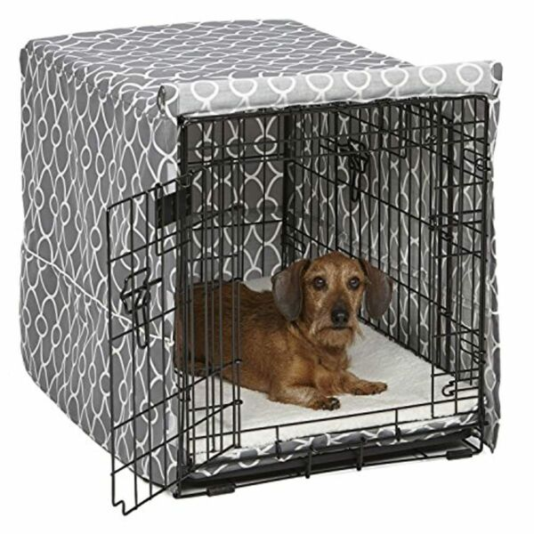 MidWest Dog Crate Cover Privacy Dog Crate Cover Fits MidWest Dog Crates $52.49