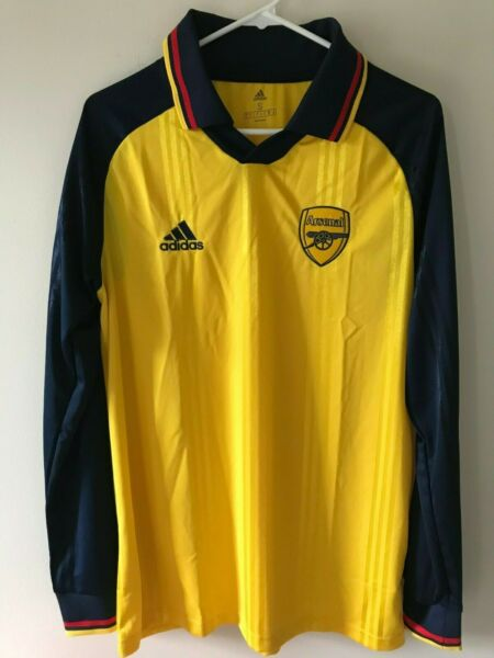 Arsenal Adult 1920 Long Sleeved Icon Shirt