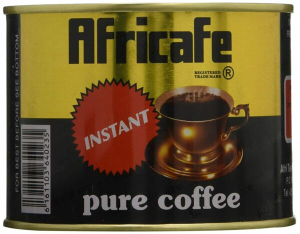 Africafe Instant Coffee 100 grams $12.94
