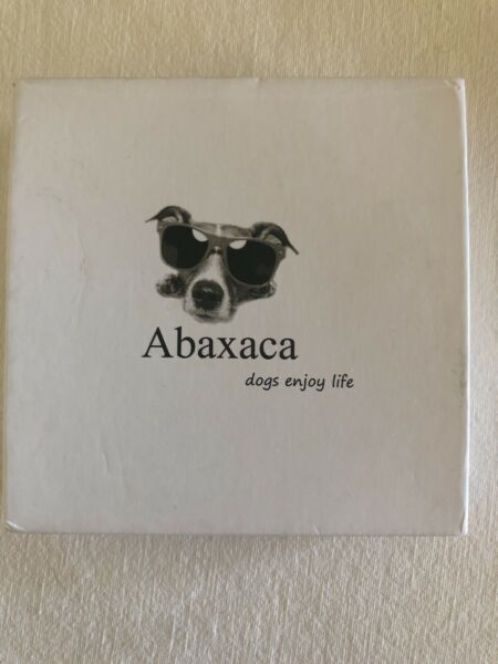 Abaxaca Luxury Dog Collar Stainless Steel 19mm 18K Gold Big Dog 22 Inch. New $29.20