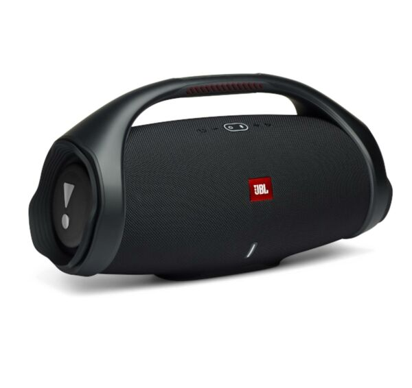 JBL Boombox 2 Black Portable Bluetooth Speaker Open Box