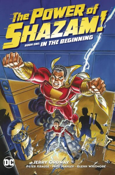 POWER OF SHAZAM BOOK 01 IN THE BEGINNING HC REPS #1 12 NEW