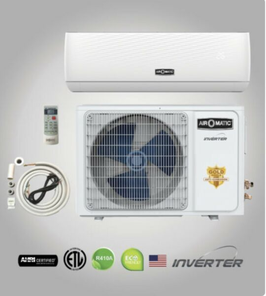 12000 BTU Air Conditioner Mini Split 20 SEER INVERTER AC Ductless Heat Pump 220V $599.99