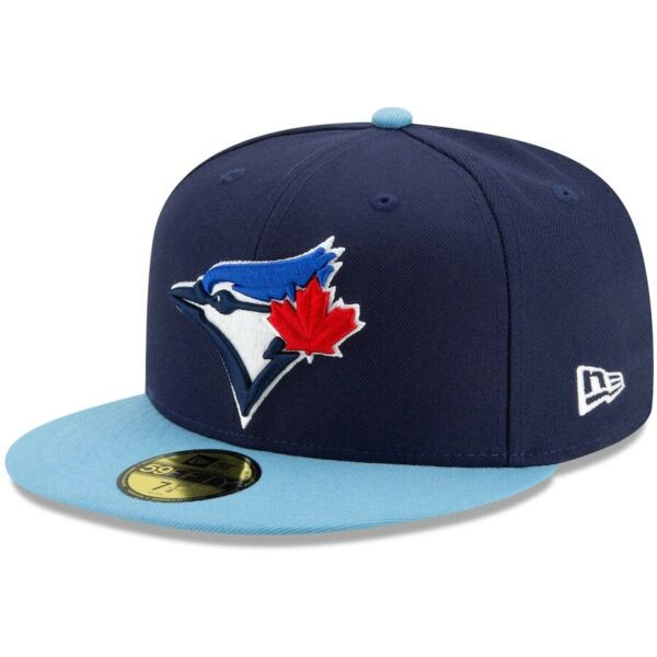Toronto Blue Jays New Era 2020 Alternate Authentic On Field 59FIFTY Fitted Hat