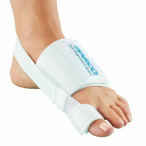 Darco Toe Alignment Splint for Hallux Valgus Hammer Toe Tailor Bunion TAS