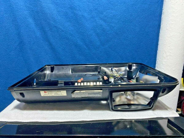 Federal Signal StreetHawk Lightbar Base Lower Tray Driver or Passenger