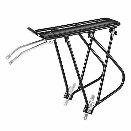 Bike Cargo Rack Bicycle Touring Carrier Luggage Rear $40.24