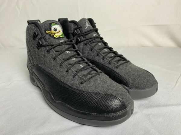 Jordan Retro 12 Oregon PE