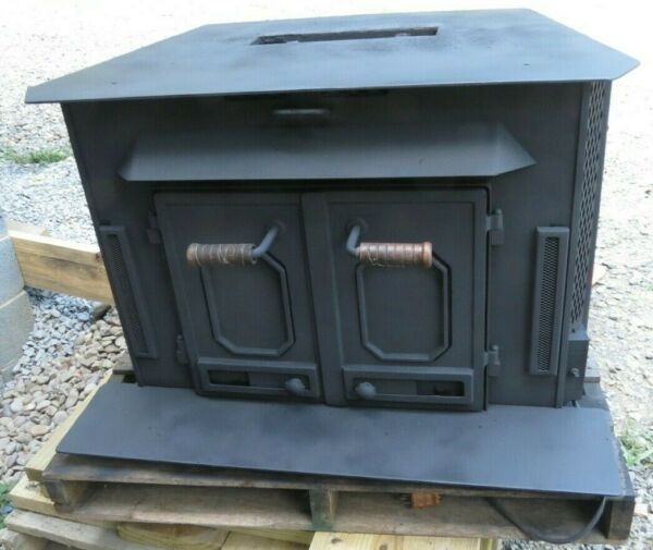 Buck Wood Stove Model 2700 with Blower $425.00
