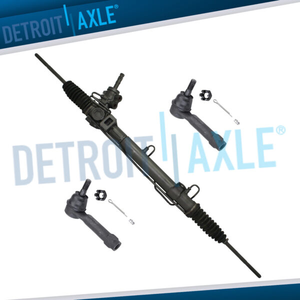 Complete Rack and Pinion Assembly OEM 2 Outer Tie Rods Caravan Town amp; Country $114.00