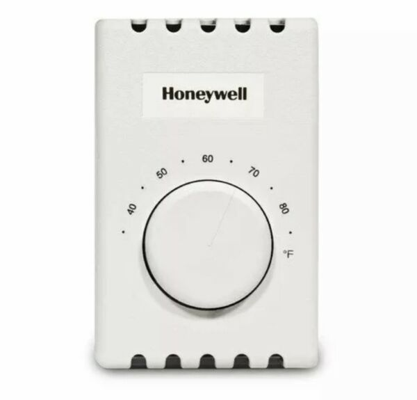 Honeywell T410A1013 Electric Baseboard Heat Thermostat Non Programmable $16.97