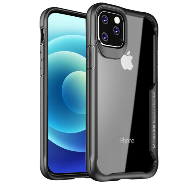For iPhone 12 Mini 12 Pro 12 Pro Max Case CRYSTAL CLEAR Ultra Slim Clear Cover