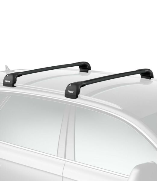 Thule Aeroblade Edge Roof Cross Bars 7604 B $500.00