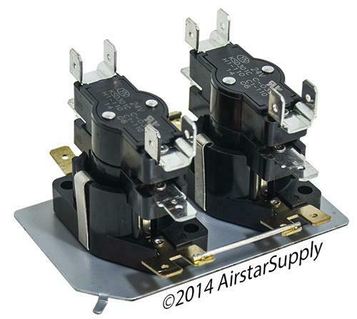 Universal Heat 20KW Sequencer Relay HS24A346 • 24A34 6 • Brand New With Warranty $13.80
