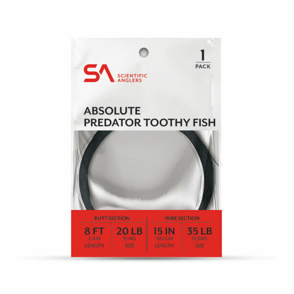 Scientific Anglers Absolute Predator Toothy Fish 55 LB $16.95