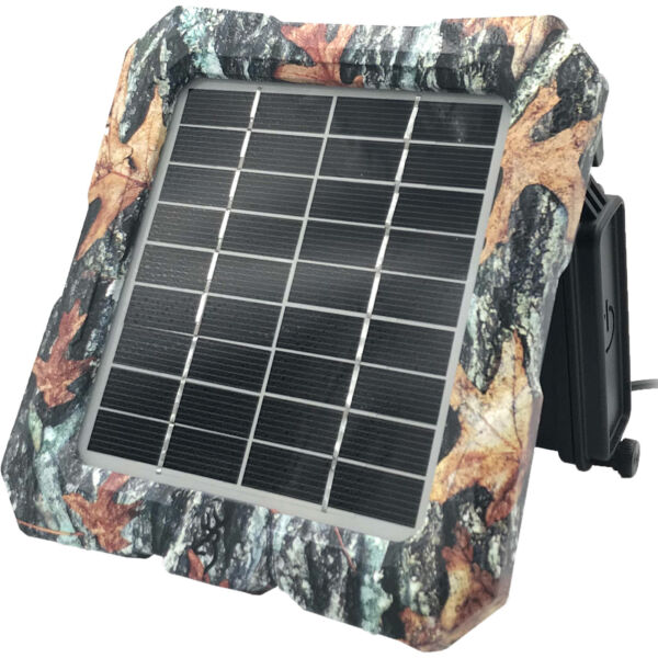 Browning Solar Power Pack Camo for Trail Camera