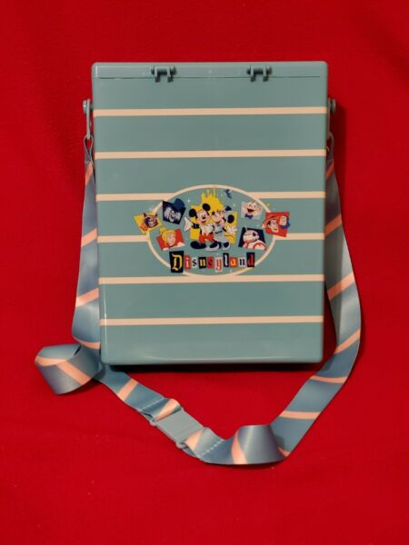 Disney DISNEYLAND 65TH Anniversary POPCORN BUCKET Retro Snack Mickey EXCLUSIVE $35.00